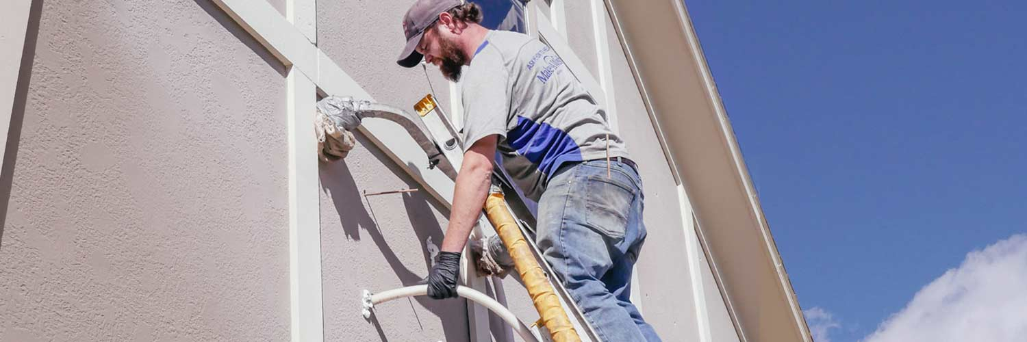 How to Insulate Exterior Stucco Walls with RetroFoam Insulation