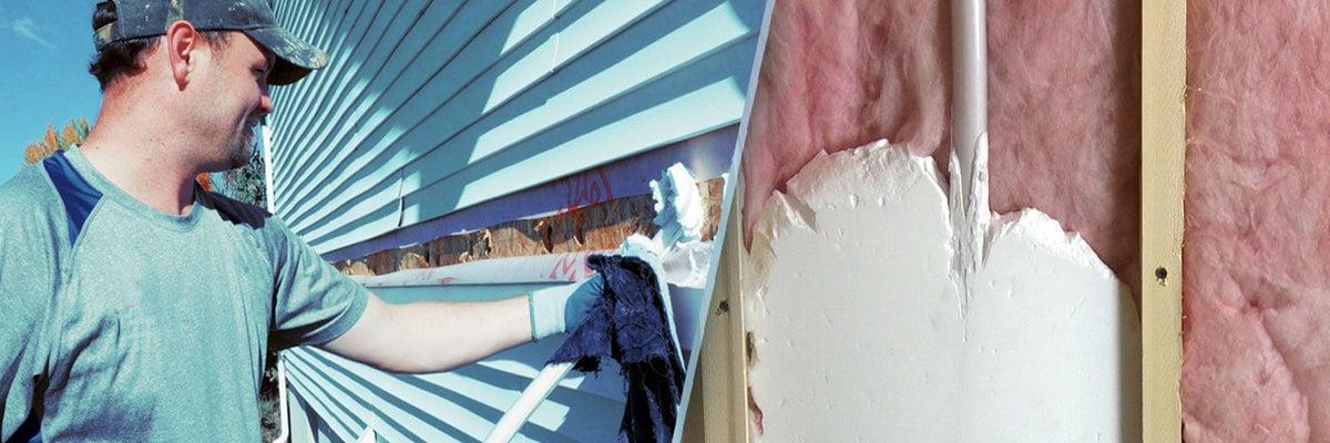 Injection Foam Insulation